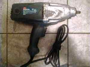 Impact wrench - $60