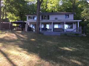 Mississippi lake waterfront home/cottage for sale