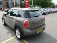 2010 Mini Countryman Countryman One 5dr Hatch 5 door Hatchback