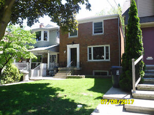 Detached Family House in Most Desirable Eglinton/Mt Pleasant