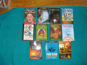 Novel collection for Junior Readers
