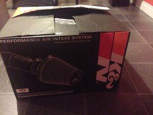 K&N air intake kit pour Z06