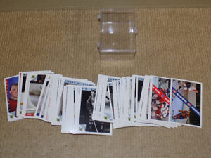 1992 ULTIMATE TRADING CARD COMPANY 75TH ANNIVERSARY HOCKEY SET