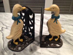 serres livres - Vintage Book ends bookends