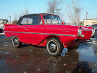 Wanted: AMPHICAR WANTED: COMPLETE OR PARTS