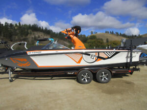 2013 Tige RZ4 - TAPS 2 System, ZR 450 hp & only 169 hours!