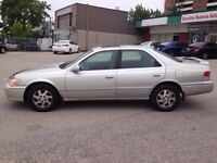 2001 Toyota Camry LE 4 cyl