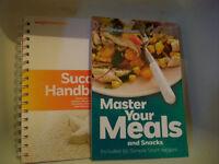 Weight Watcher books