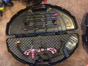 PSE Fever Women's Compound Bow