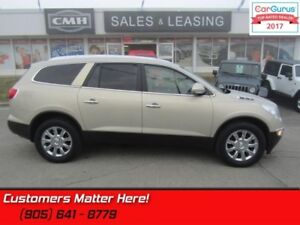 2011 Buick Enclave CXL  LEATHER, CAMERA, HEATED SEATS, POWER SEA