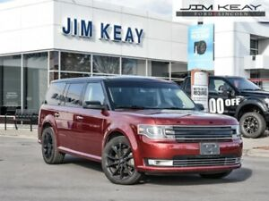 2017 Ford Flex Limited  - Leather Seats -  Heated Seats - $120.1