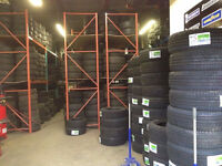 USED ALL SEASON & WINTER TIRES 70%-85%tread left FREE INST&BALL.