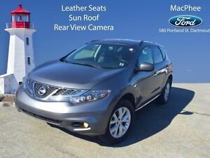 2013 Nissan Murano SL  - Bluetooth -  leather seats -  power sea