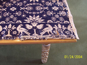 COVERLET - 160 years old Belleville Belleville Area image 5
