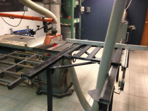 Woodworking Tools; Table saw, Jointer, Planer, dust collector