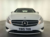 2015 MERCEDES-BENZ A200 SPORT EDITION CDI DIESEL SAT NAV 1 OWNER SERVICE HISTORY