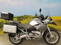 BMW R1200GS 2007**1 Owner, Panniers, Topbox, Heated Grips