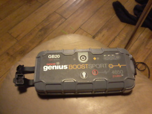 Genius Boost Sport GB20 Unit only No cables