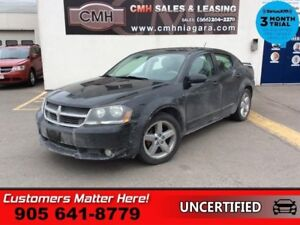 2008 Dodge Avenger R/T  AS IS, (UNCERTIFIED), AS TRADED IN