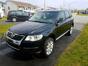 2009 VW Touareg 2 VR6 Highline 100k km