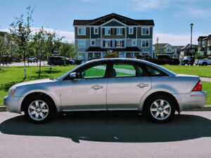 !!! 2007 Ford Five Hundred SEL!!! Low KMs!!! AWD!!!