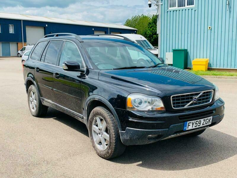Volvo XC90 2 4TD D5 ( 182bhp ) AWD Geartronic 2009(59) Active**7 SEATS** |  in Ely, Cambridgeshire | Gumtree