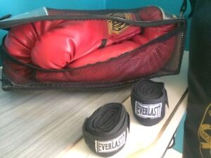 Ever last boxing equipment  Cambridge Kitchener Area image 2