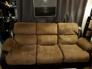 Couch and Rocker Chair