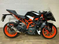 KTM RC 390 2018 ACCIDENT DAMAGED HPI CLEAR SPARES OR REPAIR LIGHT PROJECT