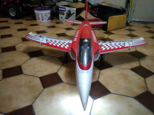 Stinger RC Jet plane 90 mm