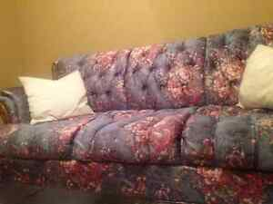 2 Piece Couch & Chair