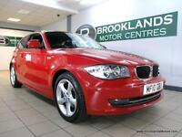 BMW 1 SERIES 116d SPORT [2X SERVICES, LEATHER, 30 ROAD TAX and LOW MILES]