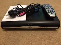 Sky plus box DRX890 with remote, HDMI lead, instructions and power cable (SKY+)