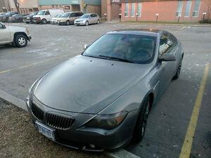 2006 BMW 6-Series 650Ci Coupe (2 door) (Executive Package)