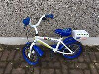 Apollo Police 14' Kids Bike