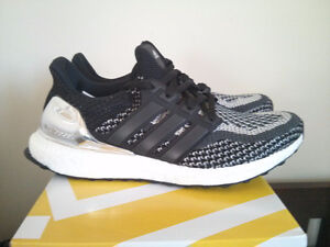 DS Adidas Ultraboost silver medal size 7.5 mens