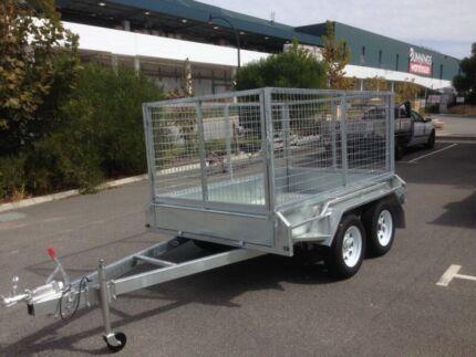 Tandem trailer - braked 2500kg Ridgewood Wanneroo Area Preview