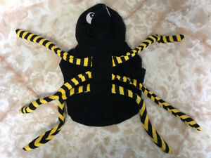 SPIDER PET DOG COSTUME