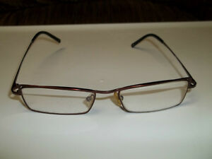 Metal Eyeglass Frames from Nu i Collection.
