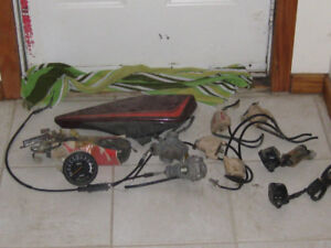 Yamaha Rd350lc Stator and other parts