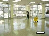 COMMERCIAL CLEANING, CARPET & OFFICE, HIGH RISE RESIDENTIAL