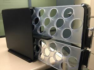 Keurig KU5094 K Cup Countertop Storage Drawer, Black Kitchener / Waterloo Kitchener Area image 2