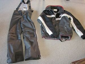 Phenix ski jacket and pants