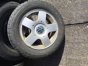 195-65-15 Hercules avalanche extreme winter tires