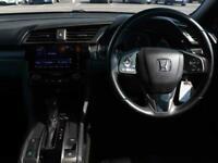 2018 Honda Civic Honda Civic 1.0 VTEC Turbo 126 SR 5dr Auto Hatchback Petrol Aut