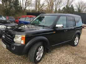 Land Rover Discovery 3 2.7TD V6 HSE AUTOMATIC