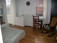 GORGEOUS ROOM IN SHARED HOUSE IN GLEBE NEAR CANAL