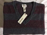 Men's diesel knitwear
