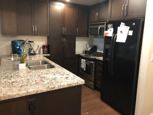 ***New two bedroom condo in Whiterock/South Surrey for rent***