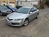 2007 MAZDA 6 TS D 2.0,DIESEL.6 SPEED MANUAL GEARBOX